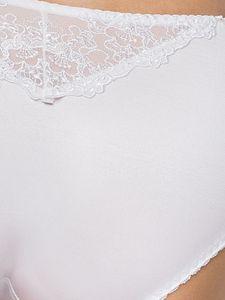 Biustonosz EMILIA semi-soft K24 biały