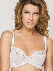 Biustonosz EMILIA soft K26 biały