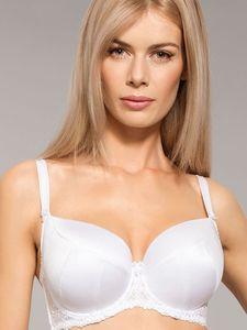 Biustonosz ANNA big K27 biały