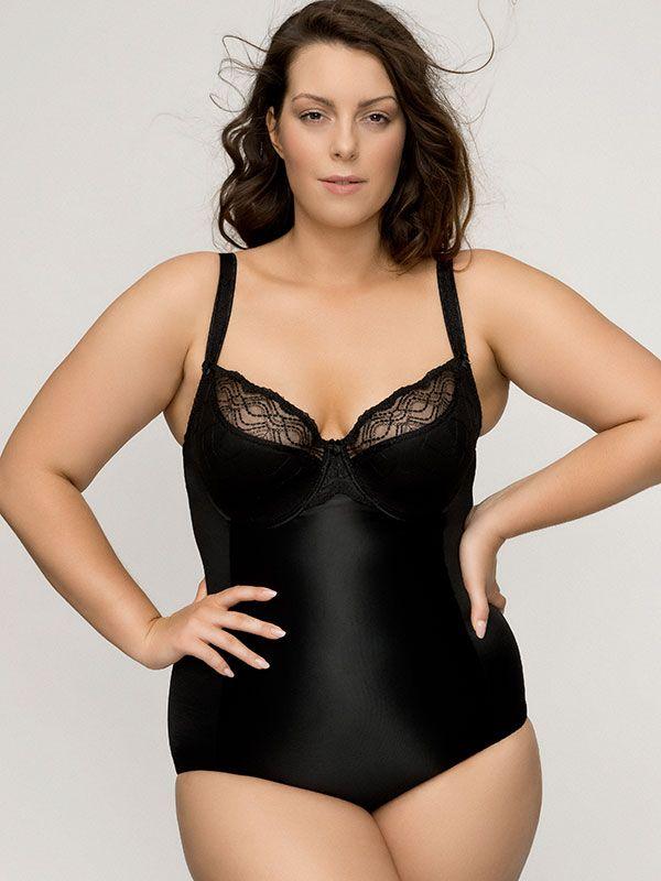 Body OLA K24 semi-soft czarne