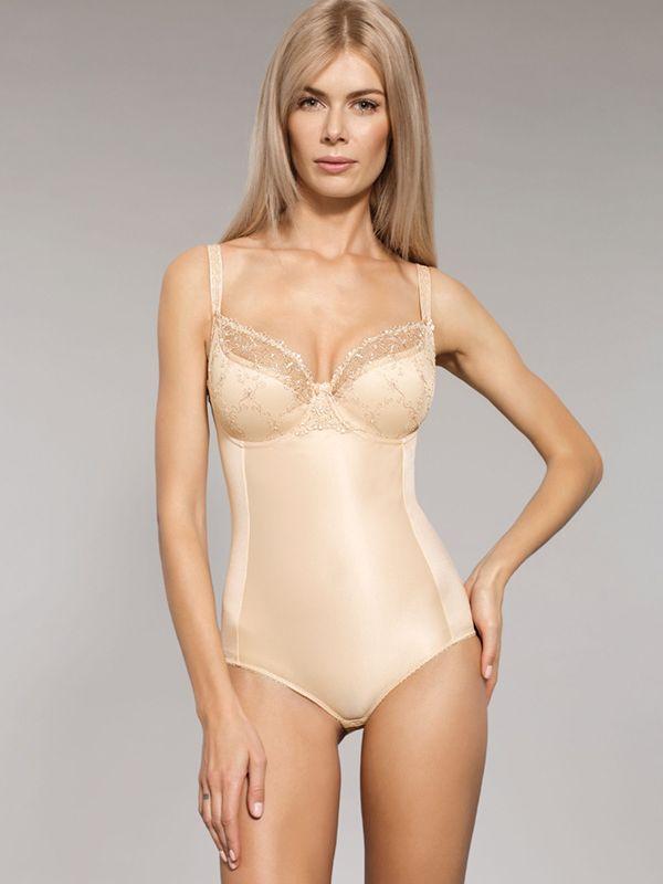 Body ANNA semi-soft K24 beżowe